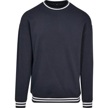 Textil Homem Sweats Build Your Brand BY104 Marinha/ Branco