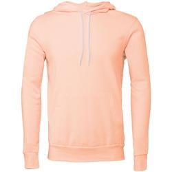 Textil Sweats Bella + Canvas BE105 Peach