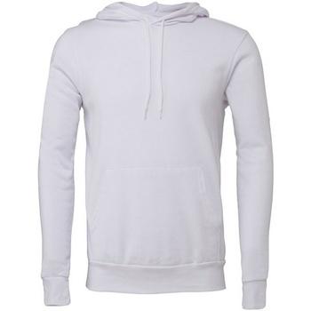 Textil Sweats Bella + Canvas BE105 Branco