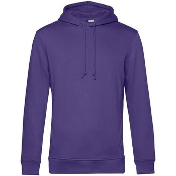 Textil Homem Sweats B&c  Púrpura Radiante