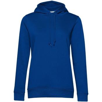 Textil Mulher Sweats B&c  Royal Blue