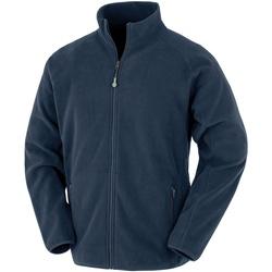 Textil Homem Casacos  Result Genuine Recycled R903X Marinha