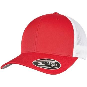 Acessórios Boné Flexfit YP152 Vermelho/branco