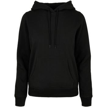 Textil Mulher Sweats Build Your Brand BB007 Preto