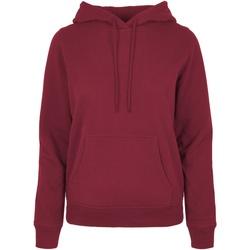 Textil Mulher Sweats Build Your Brand BB007 Borgonha