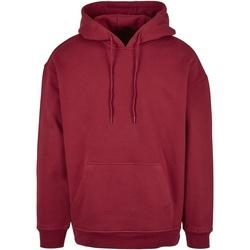 Textil Homem Sweats Build Your Brand BB006 Borgonha