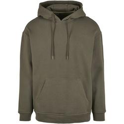 Textil Homem Sweats Build Your Brand BB006 Azeitona