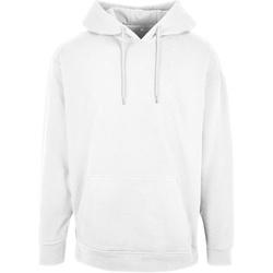 Textil Homem Sweats Build Your Brand BB006 Branco