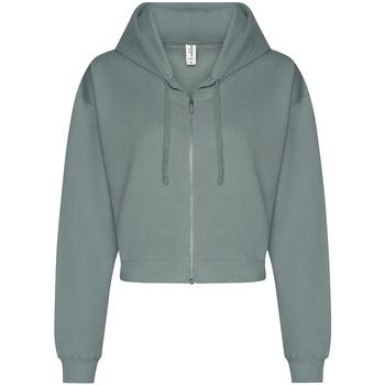Textil Mulher Sweats Awdis JH065 Dusty Green