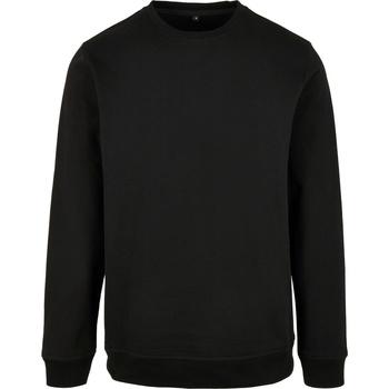 Textil Homem Sweats Build Your Brand BB003 Preto