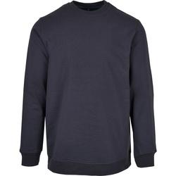 Textil Homem Sweats Build Your Brand BB003 Marinha