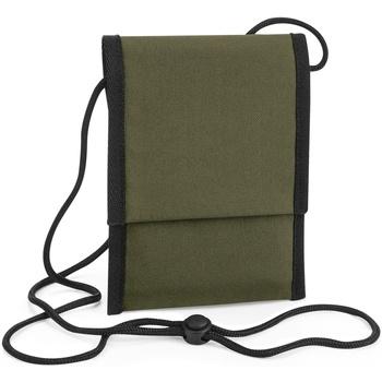 Malas Bolsa de mão Bagbase BG283 Verde Militar