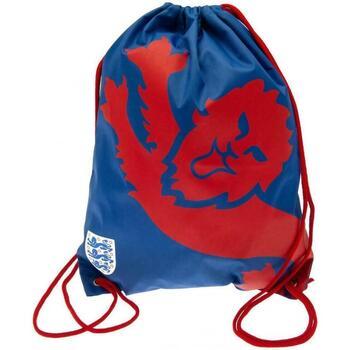 Malas Saco de desporto England Fa  Azul/vermelho