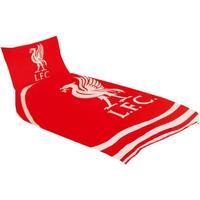Casa Capa de edredão Liverpool Fc TA2736 Vermelho