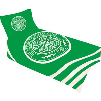 Casa Capa de edredão Celtic Fc TA4683 Verde