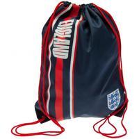 Malas Saco de desporto England Fa  Marinha/Red