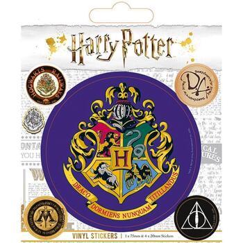 Casa Stickers Harry Potter Taille unique Multicolorido
