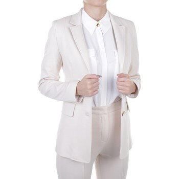 Textil Mulher Casacos/Blazers Beatrice B 21FA3791MIL Bege