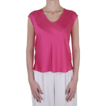 Textil Mulher Tops / Blusas Imperial REH0CCE Rosa