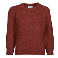 Textil Mulher camisolas Betty London POXONE Vermelho