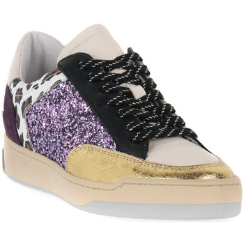 Sapatos Mulher Sapatilhas At Go GO 4175 DUCK ORO Beige