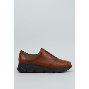 Sapatos Mulher Sapatos Fluchos  Castanho