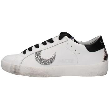 Sapatos Mulher Sapatilhas Uma Parker 810221 Branco