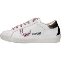 Sapatos Mulher Sapatilhas Uma Parker 830221 Branco