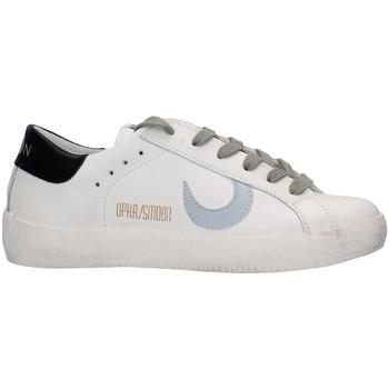 Sapatos Mulher Sapatilhas Uma Parker 780221 Branco