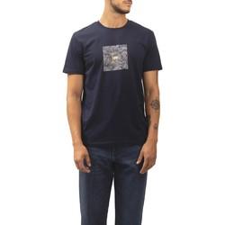 Textil T-Shirt mangas curtas Klout  Azul