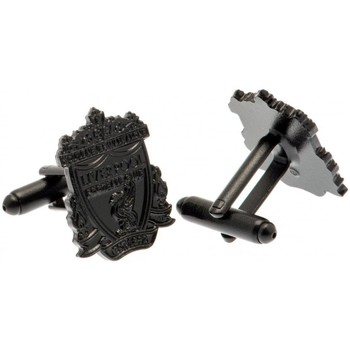 Relógios & jóias Homem Botões de punho Liverpool Fc  Preto