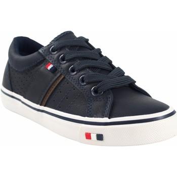 Sapatos Rapaz Multi-desportos Bubble Bobble Sapato menino  a3455 azul Azul