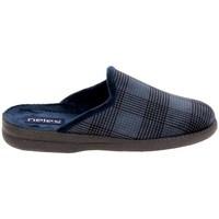 Sapatos Chinelos Boissy JH25624 Marine Azul