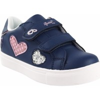 Sapatos Rapariga Multi-desportos Bubble Bobble Sapato de menina  a3412 azul Azul