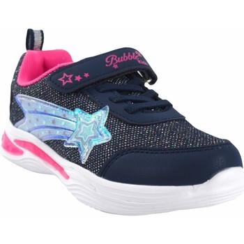 Sapatos Rapariga Multi-desportos Bubble Bobble Garota esportiva  a3429 azul Azul