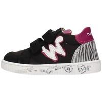 Sapatos Rapariga Sapatilhas Balducci MSP3808N Preto