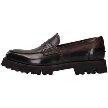 Sapatos Homem Mocassins Dasthon 1304 Castanho
