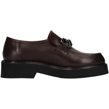 Sapatos Mulher Mocassins Triver Flight 482-07 Castanho
