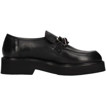 Sapatos Mulher Mocassins Triver Flight 482-07 Preto