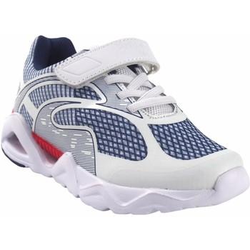 Sapatos Rapaz Multi-desportos Bubble Bobble Sport boy  a3410 branco Branco