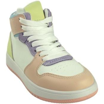 Sapatos Rapariga Sapatilhas de cano-alto Bubble Bobble Sport girl  a3510 vários Rosa