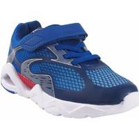 Sapatos Rapaz Sapatilhas Bubble Bobble Sport boy  a3410 azul Azul