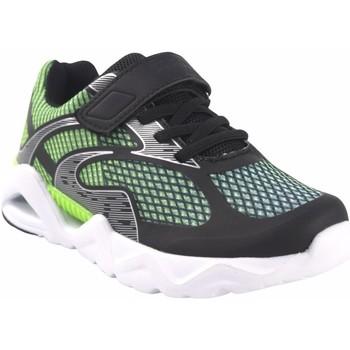 Sapatos Rapaz Multi-desportos Bubble Bobble Sport boy  a3410 preto Preto