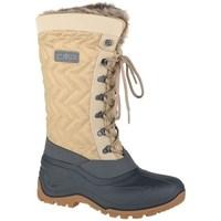 Sapatos Mulher Botas de neve Cmp Nietos Creme