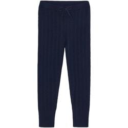 Textil Rapariga Calças de treino Mayoral  Azul