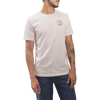 Textil T-Shirt mangas curtas Klout  Beige
