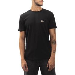 Textil T-Shirt mangas curtas Klout  Negro