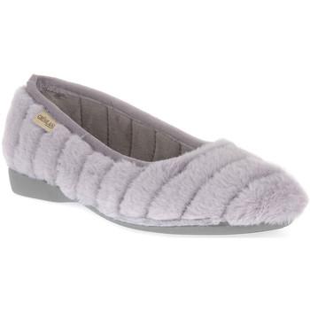 Sapatos Mulher Chinelos Grunland GRIGIO 55DEAR Grigio