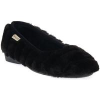 Sapatos Mulher Chinelos Grunland NERO 55DEAR Nero