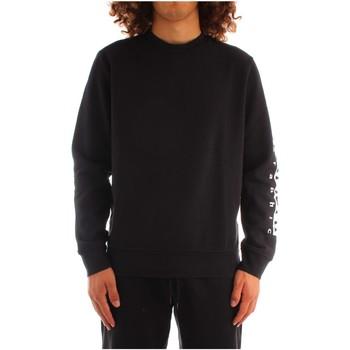 Textil Homem Sweats Napapijri NP0A4FQN0411 Preto